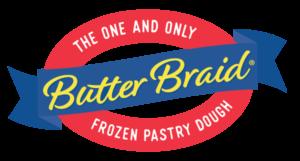 butter braid fundraiser logo